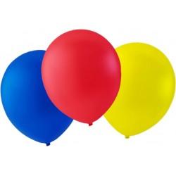 """8 Födelsedagsballonger  Happy Birthday 11"""" (28 cm)  - 1"""